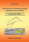 Elektrochemische Ceroxid-Funktionsschichten hergestellt durch Sol-Gel-Verfahren