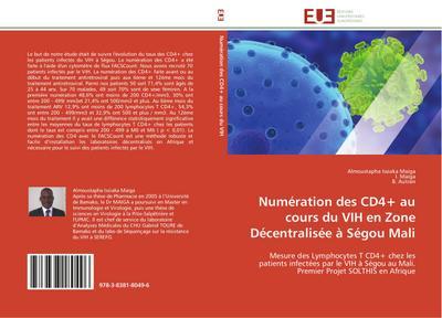 Numération des CD4+ au cours du VIH en Zone Décentralisée à Ségou Mali