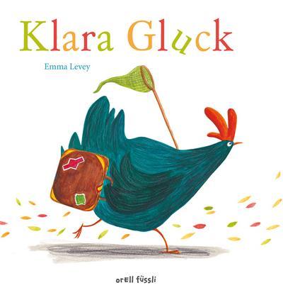 Klara Gluck: Band 1 - OF Kinderbuch - Gebundene Ausgabe, Deutsch, Emma Levey, Band 1, Band 1