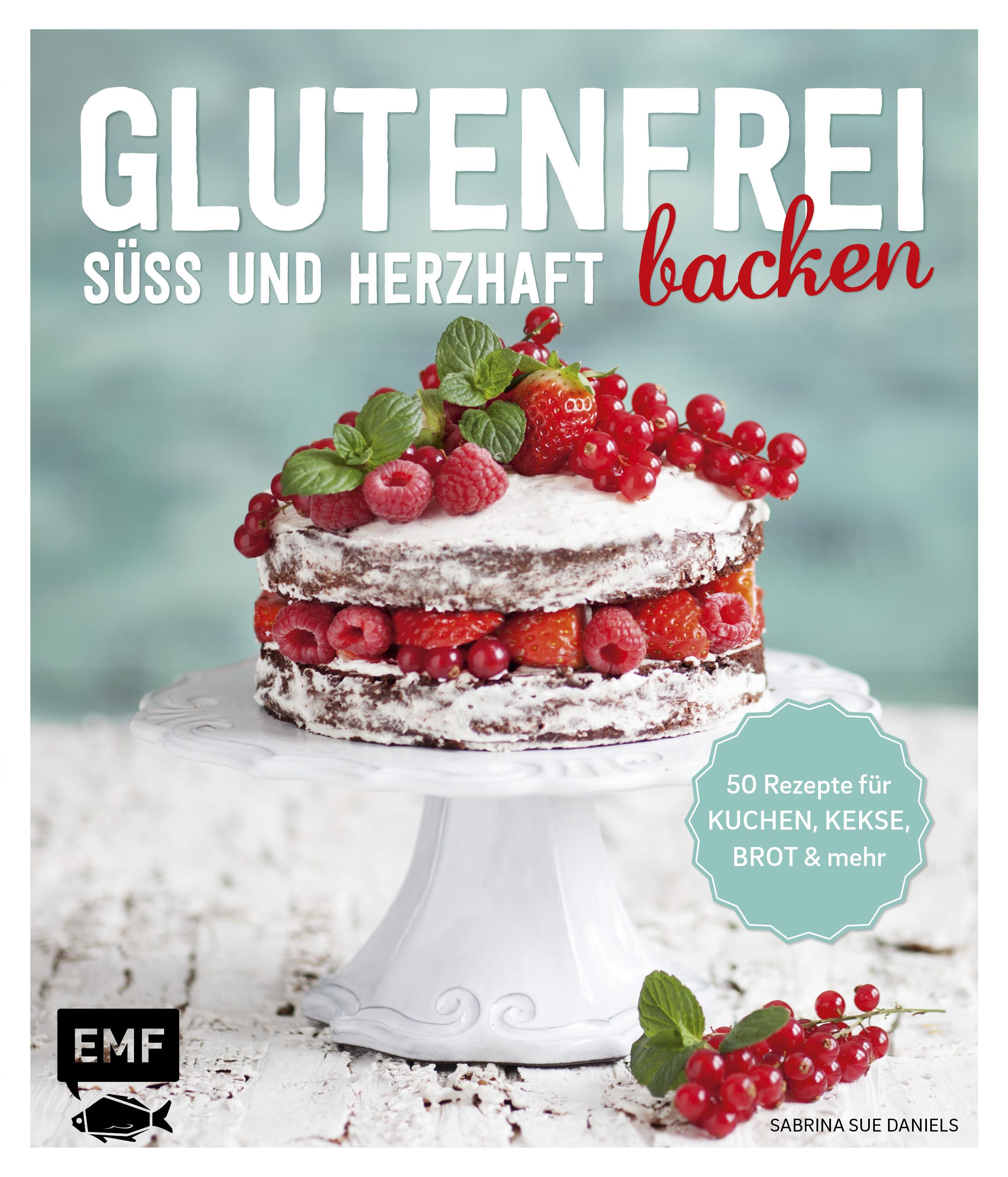 NEU Glutenfrei backen - süß und herzhaft Dagmar Reichel 555665