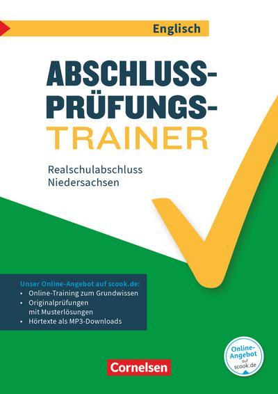 Abschlussprüfungstrainer Englisch - Niedersachsen