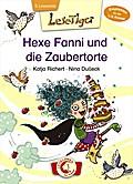 Lesetiger - Hexe Fanni und die Zaubertorte
