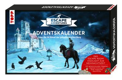 Adventskalender Escape Adventures