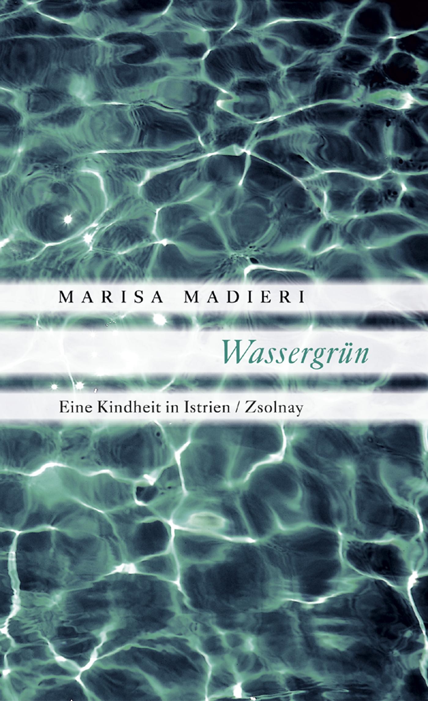 Marisa Madieri ~ Wassergrün 9783552056350