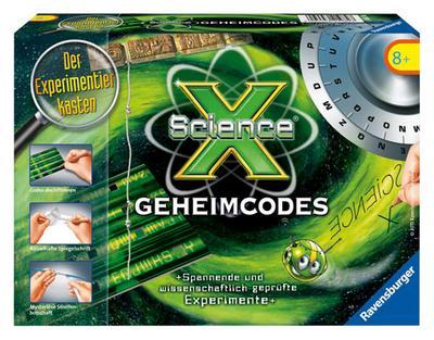 Geheimcodes: Spannende und wissenschaftlich geprüfte Experimente