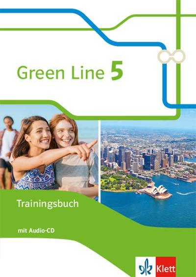 Green Line 5. Trainingsbuch mit Audio-CD. Klasse 9