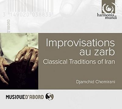 Improvisations Au Zarb