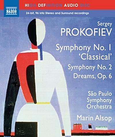 Sinfonie 1+2