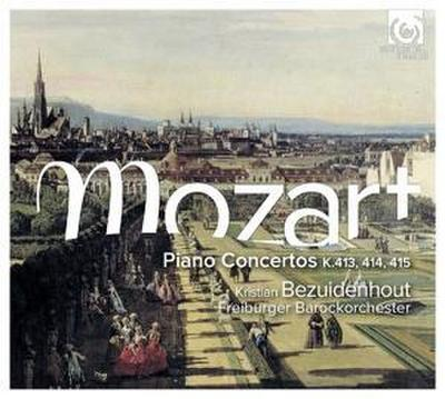 Klavierkonzerte KV 413-415