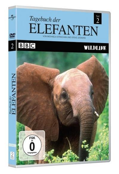 Tagebuch der Elefanten, Teil 2