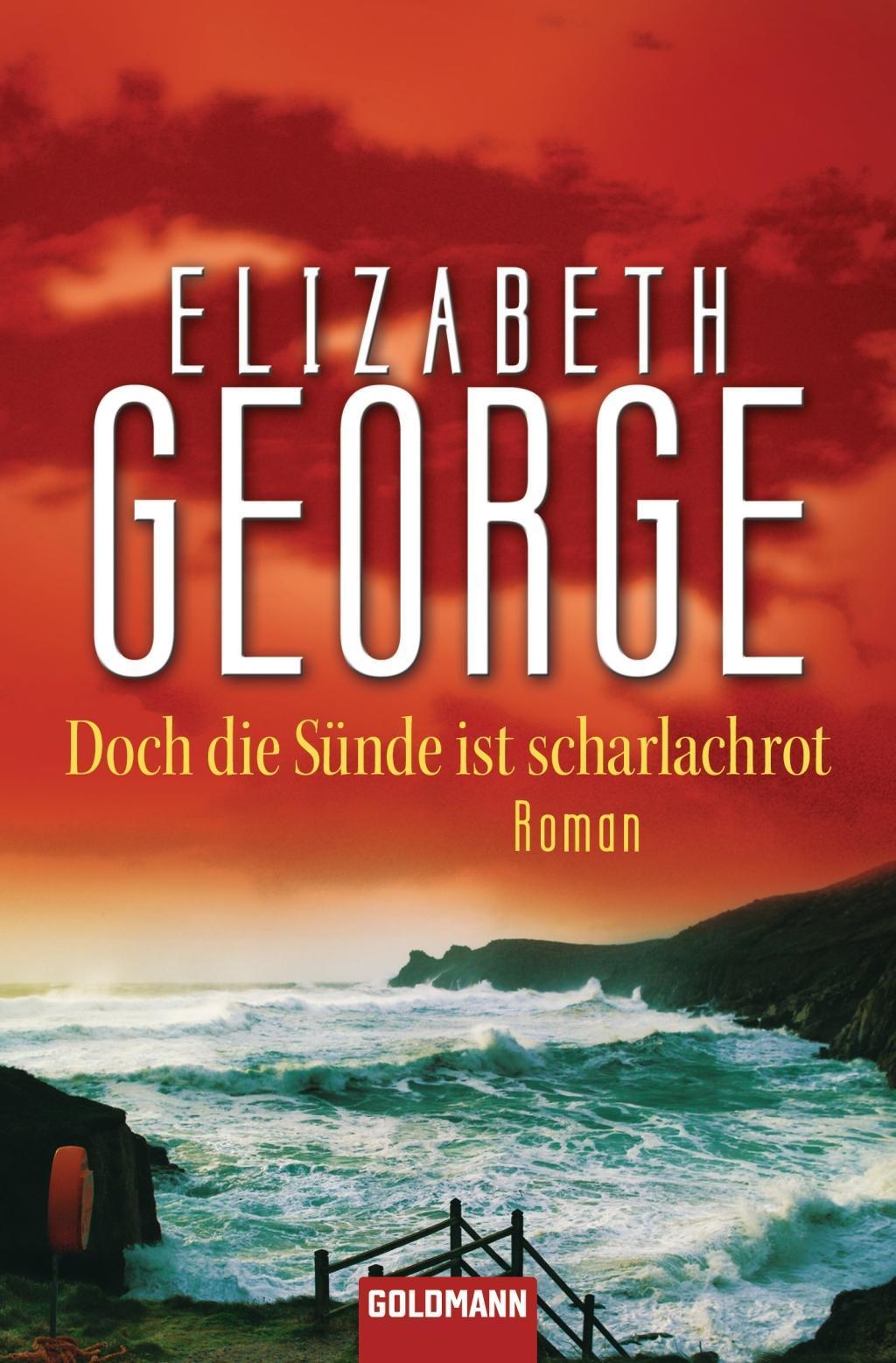Doch die Sünde ist scharlachrot Elizabeth George