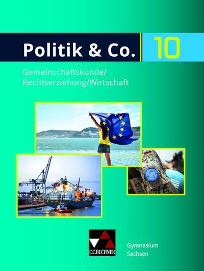 Politik & Co. Sachsen neu 10 Schülerband