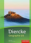 Diercke Geographie 5 / 6. Schülerband. Baden-Württemberg