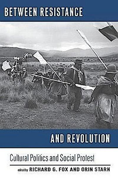Between Resistance and Revolution: Cultural Politics and Social Protest