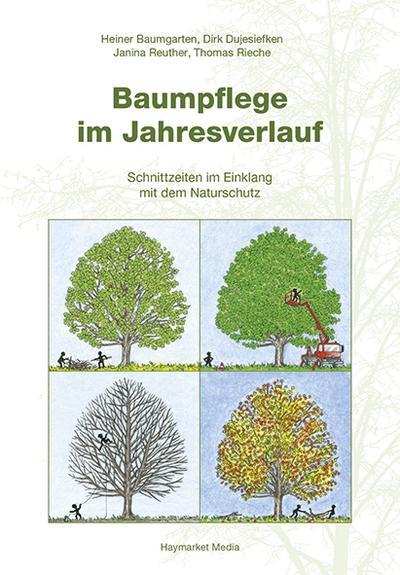 Baumpflege im Jahresverlauf