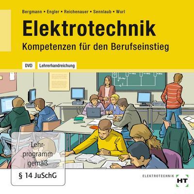 Elektrotechnik - Kompetenzen für den Berufseinstieg, Lehrerhandreichung, DVD-ROM