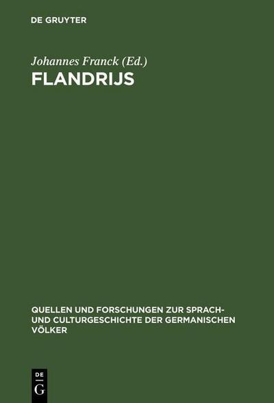 Flandrijs