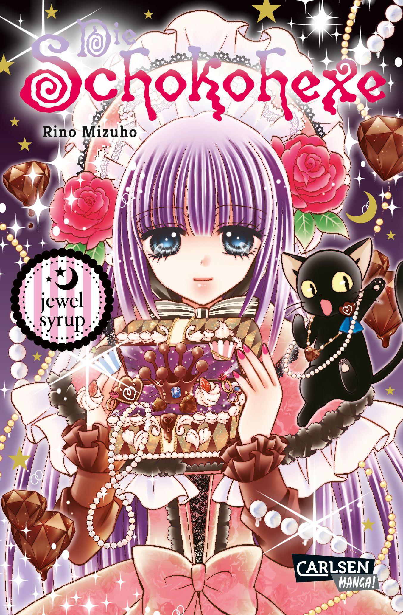 Die Schokohexe 10. Jewel Syrup Rino Mizuho