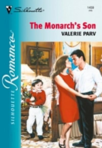 Monarch's Son (Mills & Boon Silhouette)