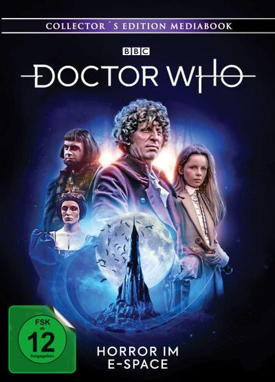 Doctor Who - Vierter Doktor - Horror im E-Space LTD. Limited Collectors Edition / Mediabook