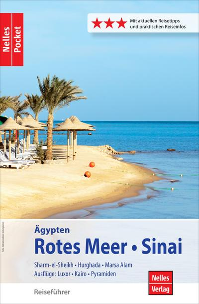 Nelles Pocket Reiseführer Ägypten - Rotes Meer, Sinai
