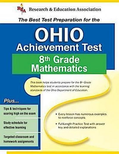 Ohio Achievement Test Grade 8 Math