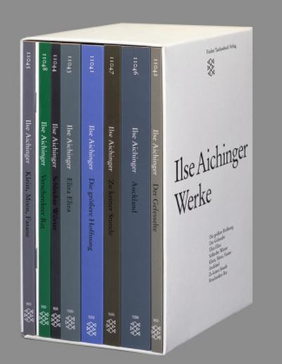 Ilse Aichinger Werke