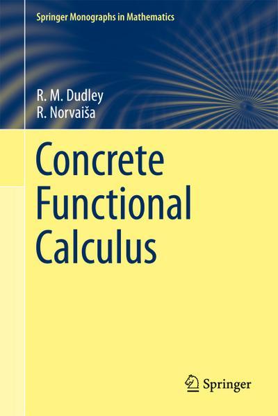 Concrete Functional Calculus