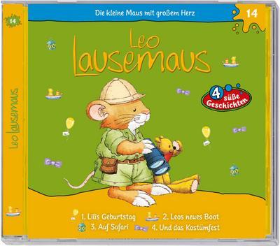 Leo Lausemaus 14: Lilis Geburtstag