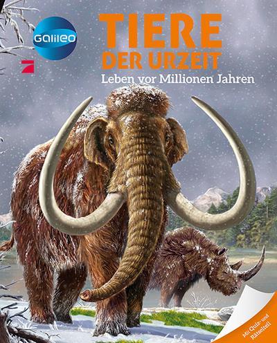 Galileo Wissen  Tiere der Urzeit