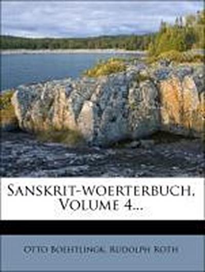 Sanskrit-Wörterbuch.