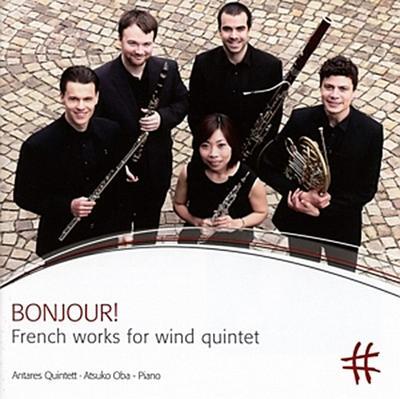 Bonjour! Französische Musik Für Bläserquintett