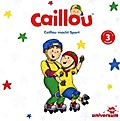 Caillou macht Sport, 1 Audio-CD