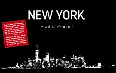 NEW YORK - Past & Present = 1928 till now. Fotobuch mit CD - Jaro Medien Gmbh - Gebundene Ausgabe, Deutsch, Ulrich Balß, Past & Present = 1928 till now, Past & Present = 1928 till now