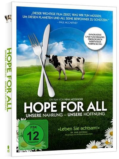 Hope for All - Unsere Nahrung - unsere Hoffnung
