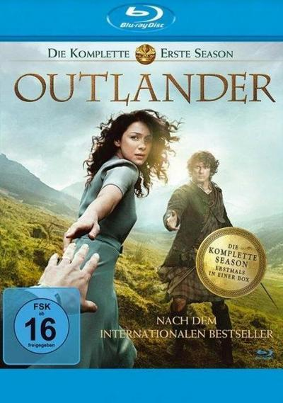 Outlander - Staffel 1 Bluray Box