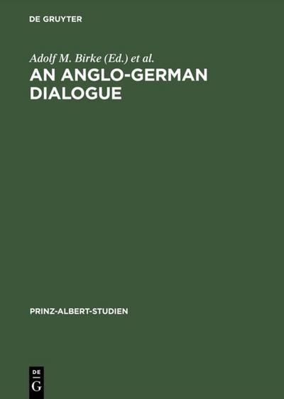 An Anglo-German Dialogue