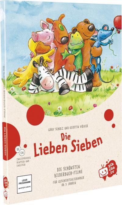 Die Lieben Sieben - Die schönsten Bilderbuchfilme