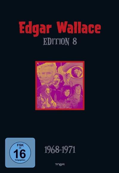 Edgar Wallace Edition Box 8