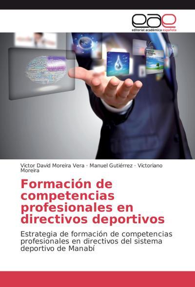 Formación de competencias profesionales en directivos deportivos