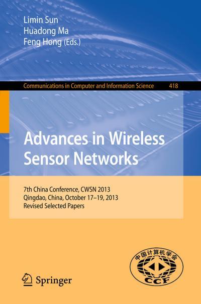 Advances in Wireless Sensor Networks
