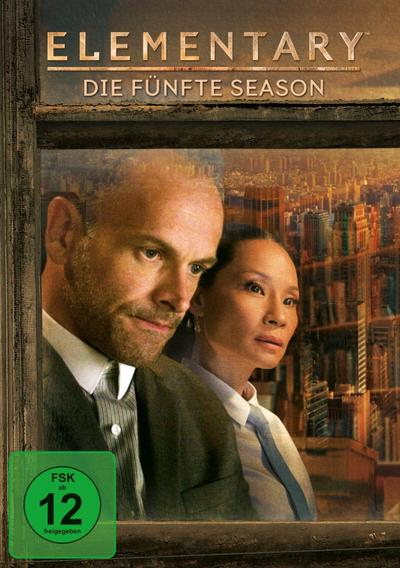 Elementary - Season 5 DVD-Box