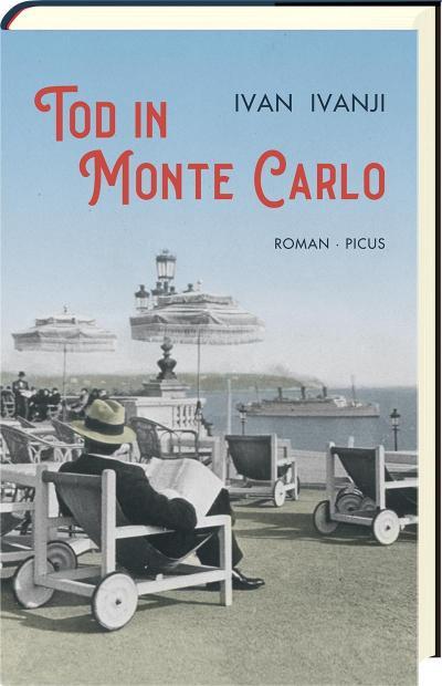 Tod in Monte Carlo; Roman; Deutsch