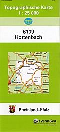 Hottenbach 1 : 25 000