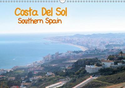Costa Del Sol Southern Spain (Wall Calendar 2019 DIN A3 Landscape)