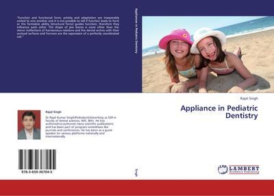 Appliance in Pediatric Dentistry