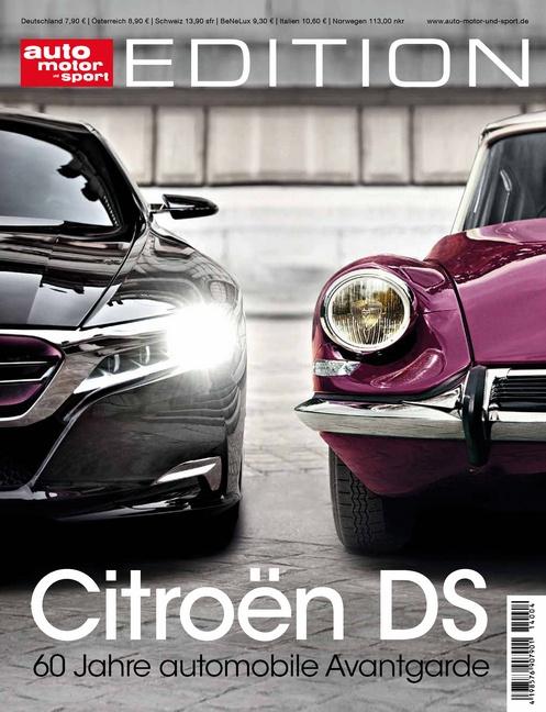 auto motor und sport Edition - Citroen DS,