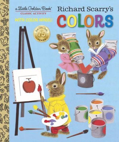 Richard Scarry's Colors