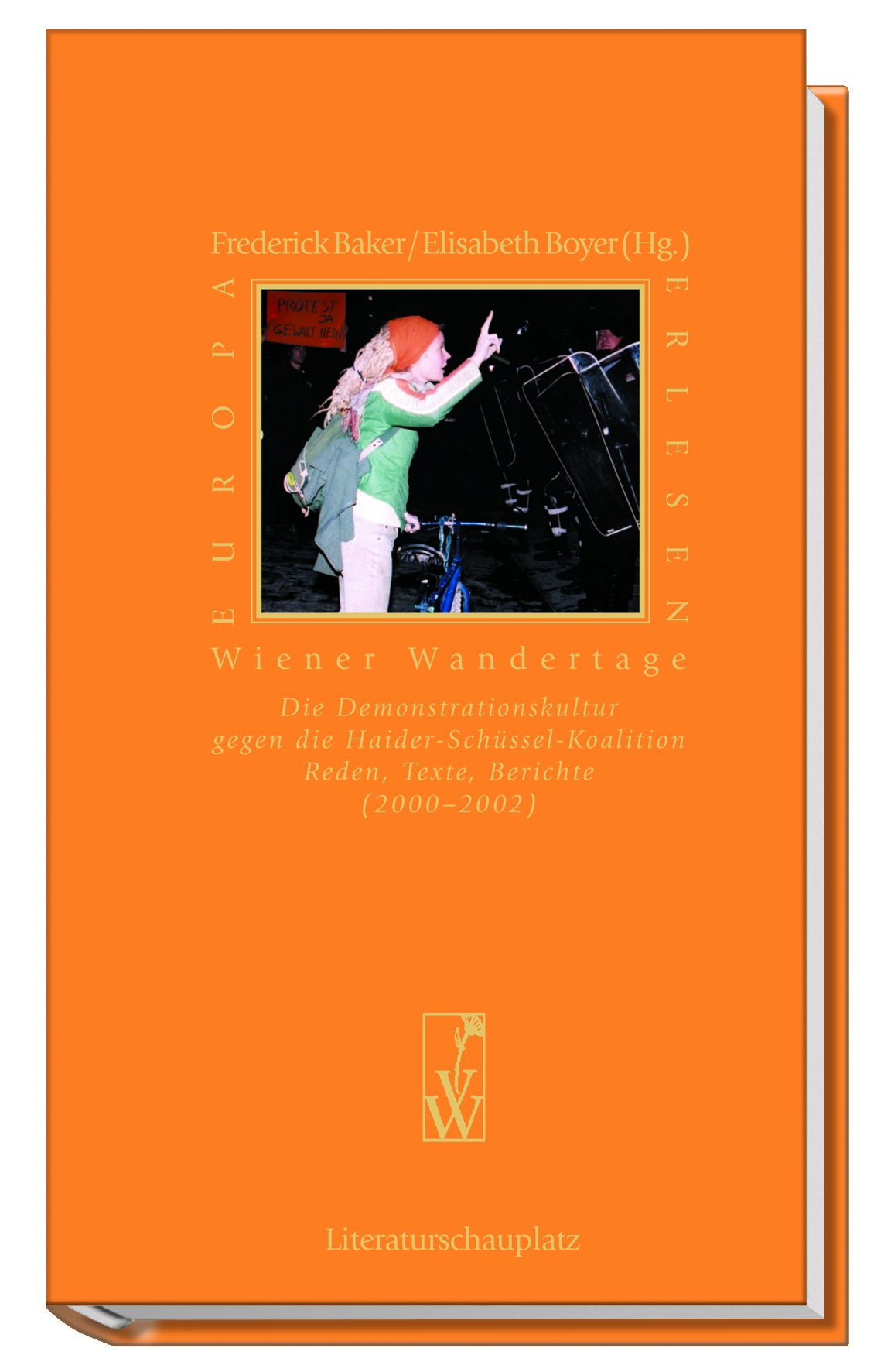 Wiener Wandertage Elisabeth Boyer