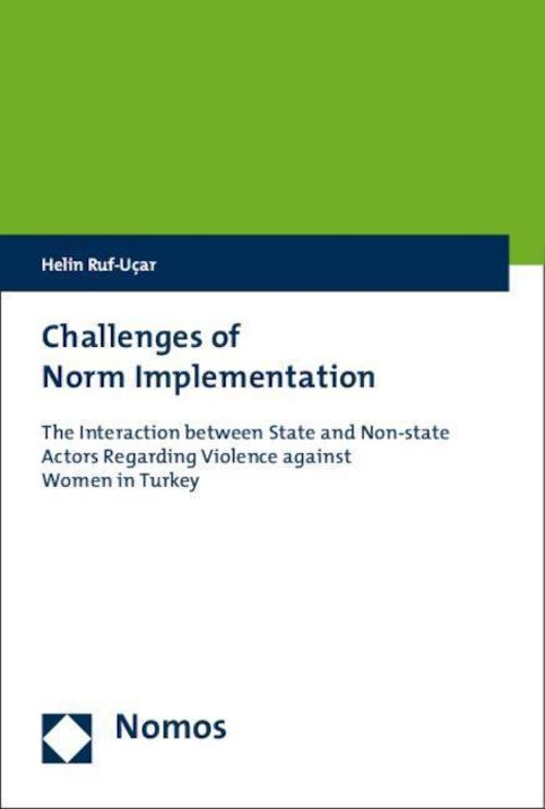 Challenges of Norm Implementation - Helin Ruf-Ucar -  9783848719792